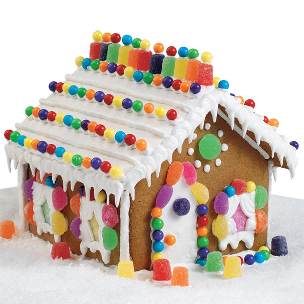 Holiday Spectacular Gingerbread House Wilton