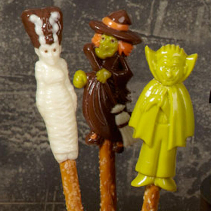 Monsters on Parade Pretzels image number 0