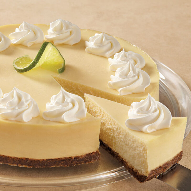 Creamy Lime Cheesecake image number 0