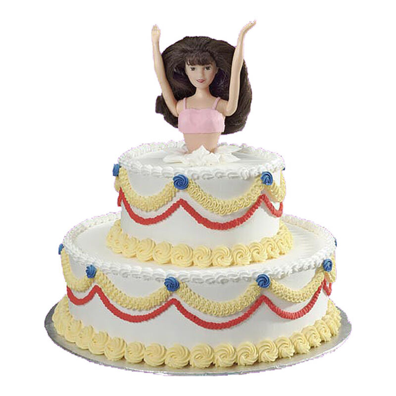 She's a Party Girl Cake image number 0