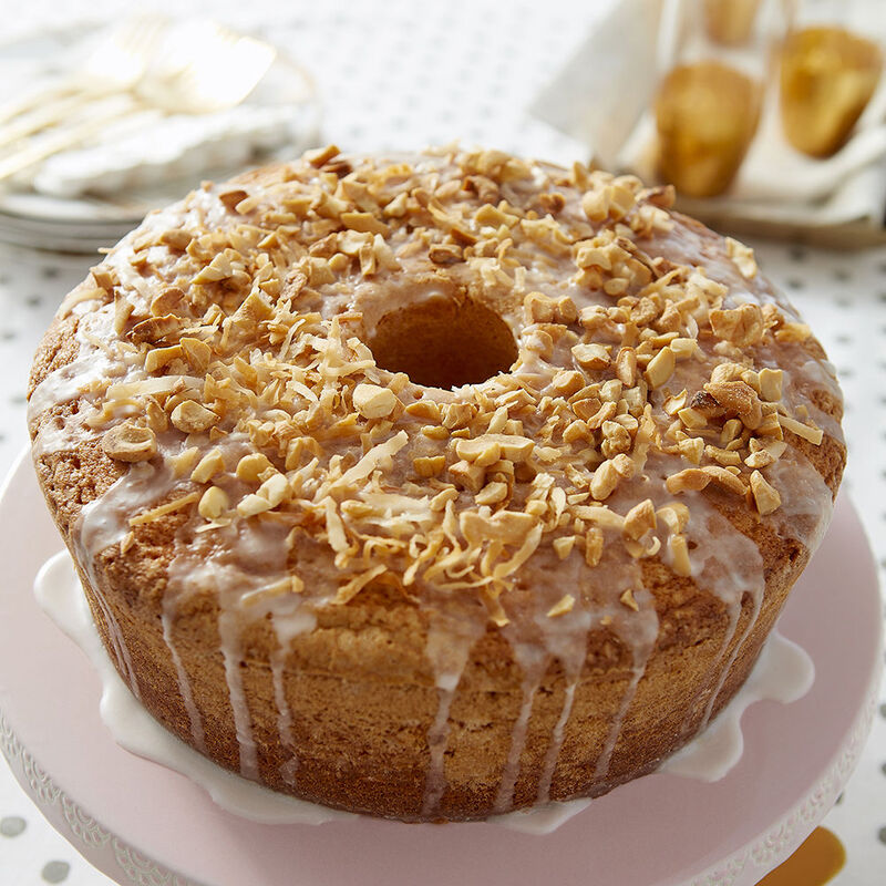 Louisiana Crunch Cake Recipe image number 0