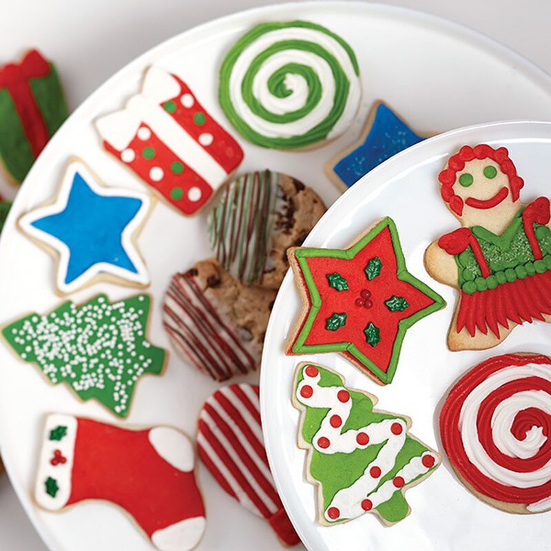 Peppermint Drop & Christmas Tree Cookies image number 0