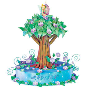 Dreams of Neverland Tinkerbell Birthday Cake