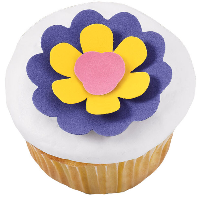Flower Power Cupcake image number 0