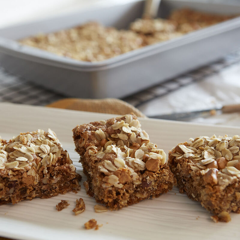 Oatmeal Butterscotch Cookie Bars Recipe image number 0