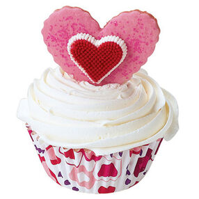 Heartbeat Treats Cupcakes