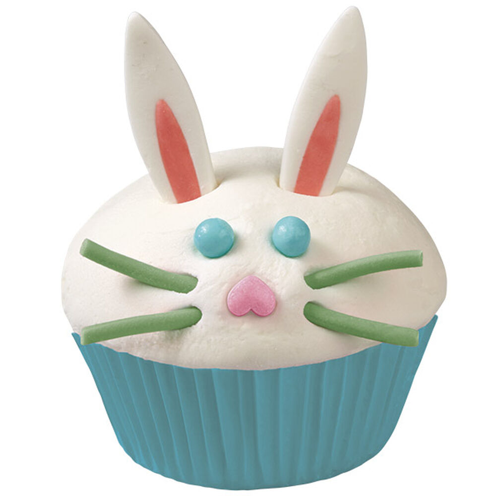 Decorate Cupcake Bunny Cake