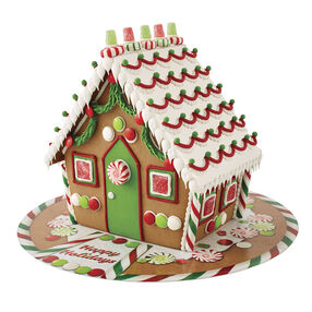 Make Mega Memories Gingerbread House #1