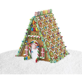 Sensational Gingerbread House Scene House #2