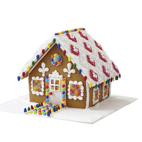 DIY Gingerbread House #1