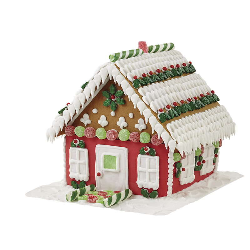 Traditional with Trends Gingerbread House  image number 2