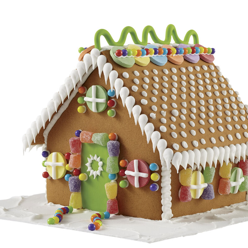 Candy Sweet Gingerbread House #2 image number 0