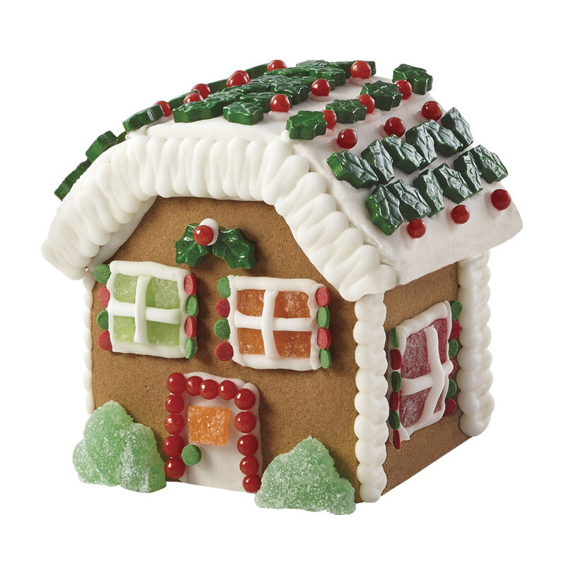 Holiday Fun Mini Gingerbread Village Colonial House image number 0