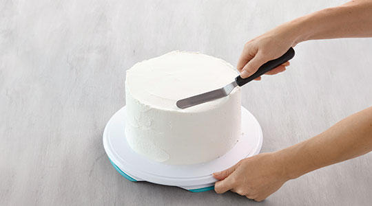 How to Ice a Cake Course