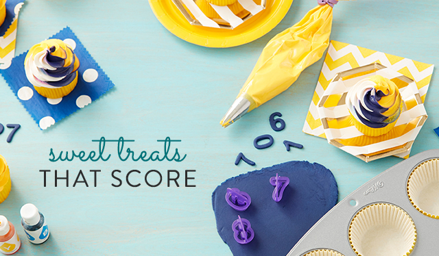 Sweet Treats that Score!