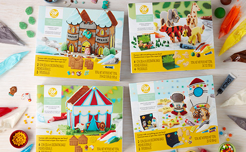 Wilton Cookie Creations Kits