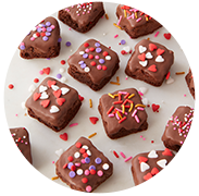 Valentine's Day Mini Treats