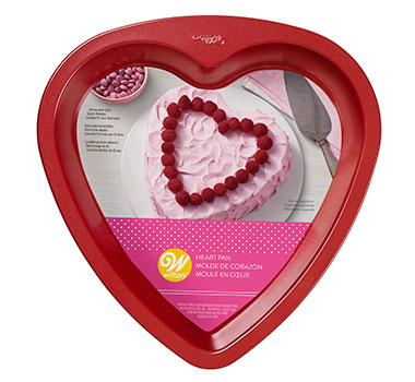 Valentine's Day Bakeware and Tools