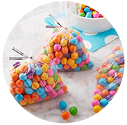 Cookie and Candy Bags