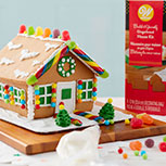 Shop gingerbread house kits and accessories