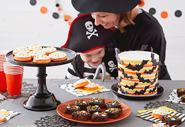 Halloween Dessert Decorating Ideas