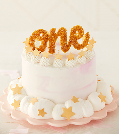 First Birthday Smash cake ideas.