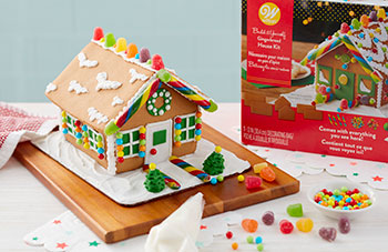 Shop for Gingerbread House Kits