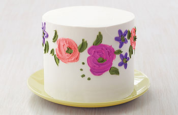 Painting with Buttercream Course