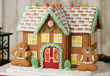 Gingerbread Decorating Ideas