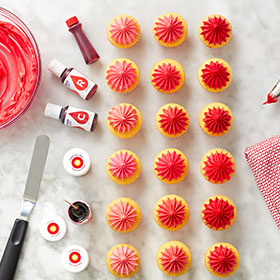 How to Make Red Buttercream Frosting
