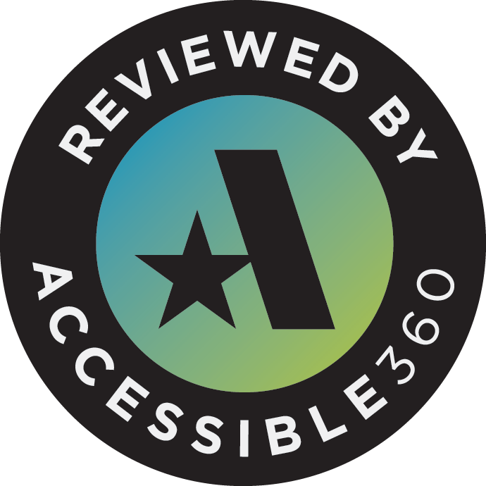 ADA Compliance Reviewed By Badge