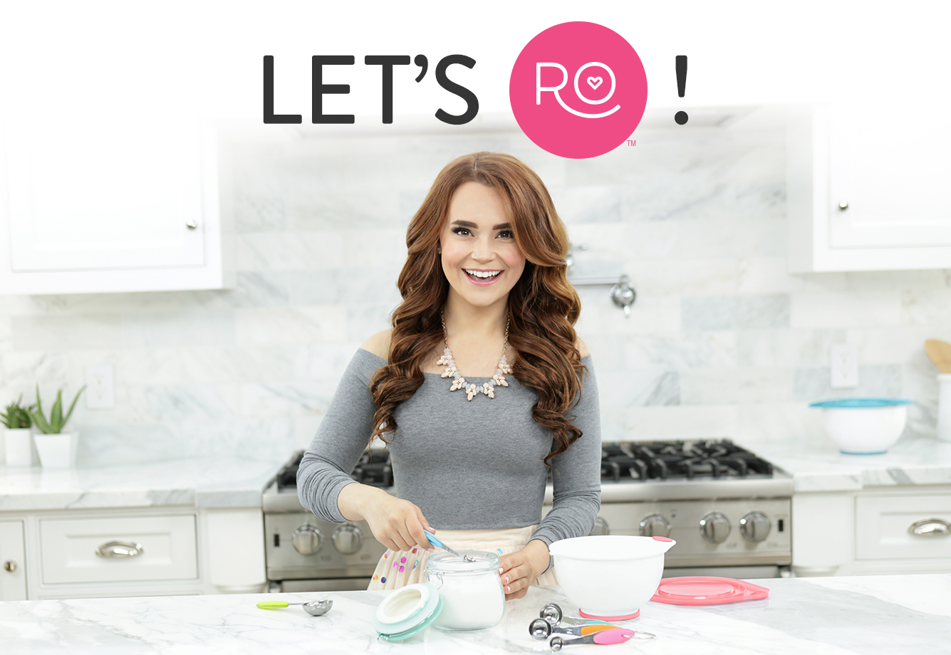 Shop Rosanna Pansino's New Baking Line with Wilton