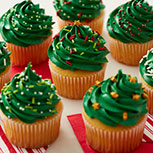 Shop Christmas Cupcake Liners, Treat Bags & Boxes