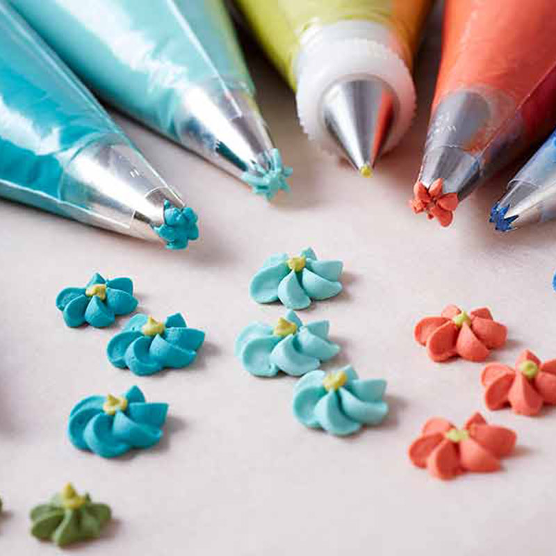 Icing Coloring Color Chart