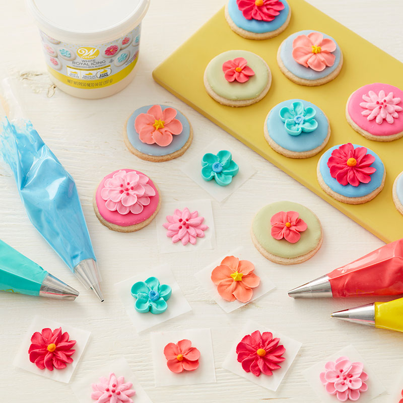 How to Store Leftover Royal Icing, Buttercream & Fondant