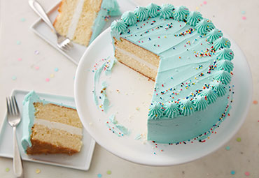 Cake Baking & Serving Guide
