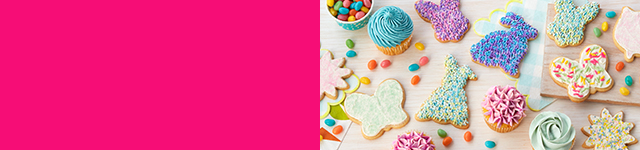 Easter Cakes & Desserts