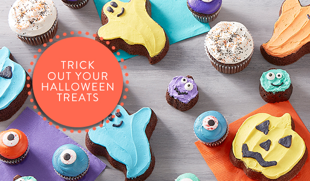 Trick Out Your Halloween Treats