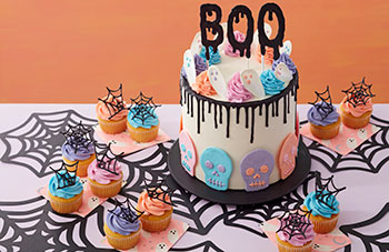 Halloween Treat Toppers Course