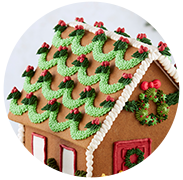 Gingerbread Roof Techniques
