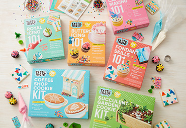 Shop TASTY by Wilton Kits