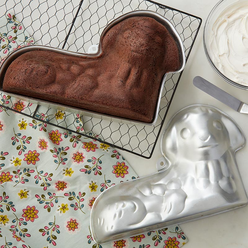 Shop Easter cake pans and tools