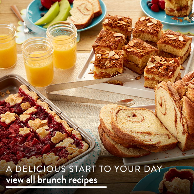 A Delicious Start to Your Day. View All Brunch Recipes.
