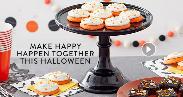 Wilton Halloween Products and Projects