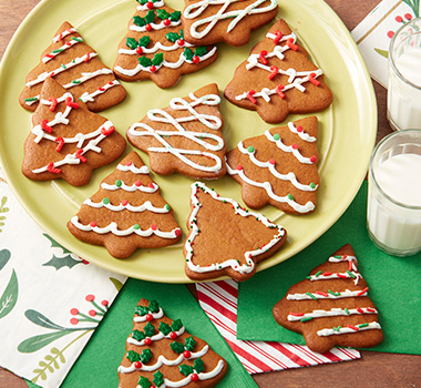 Gingerbread Cookie Ideas and Recipes