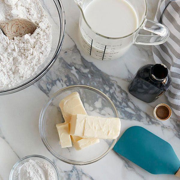Buttercream Frosting Ingredients 101