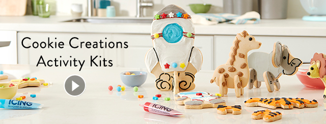 Cookie Creations Activity Kits