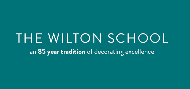 The Wilton School an 85 year tradition of decorating excellence