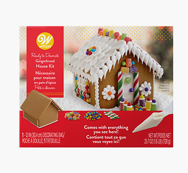 Shop Gingerbread and Christmas Products