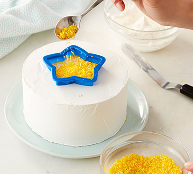 Cake Topping Ideas